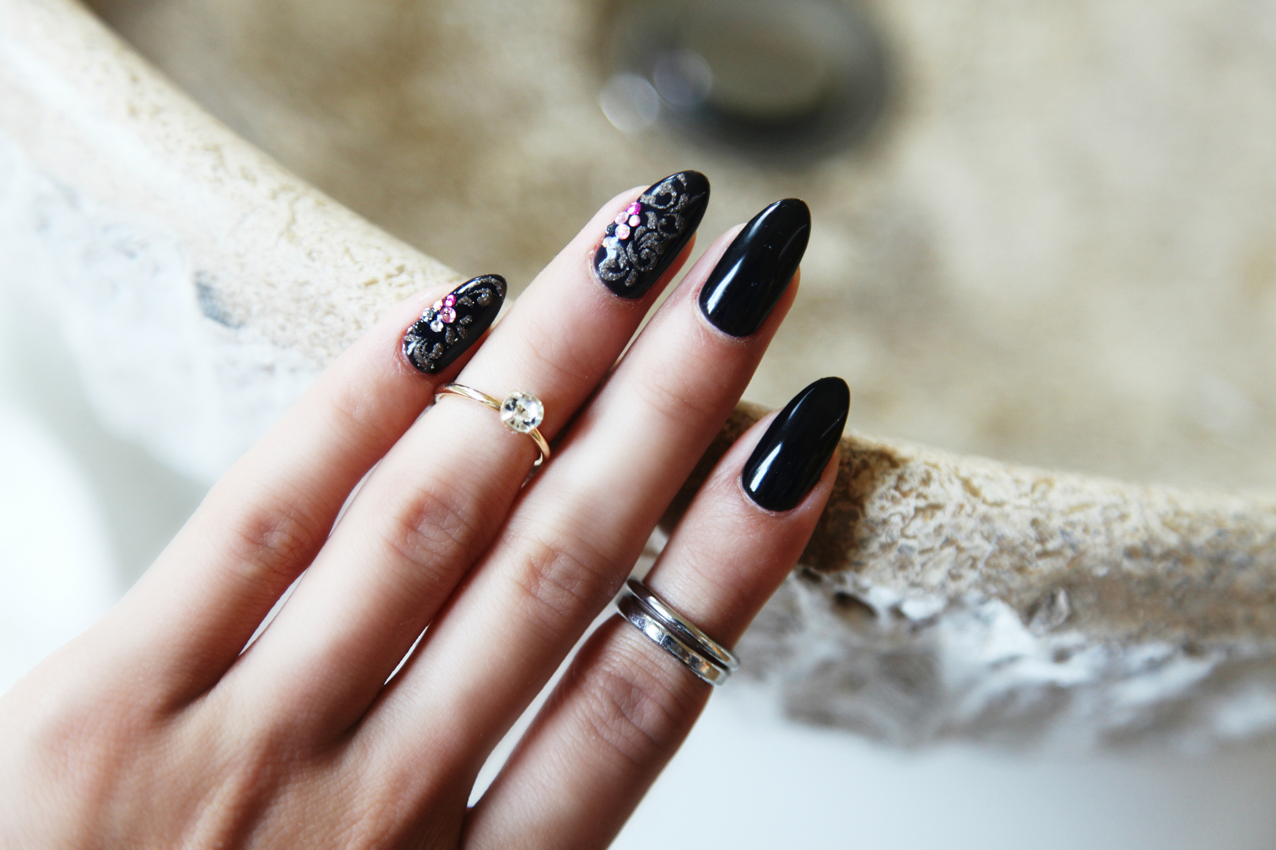 Rogo's Manicure at Nail Boutique