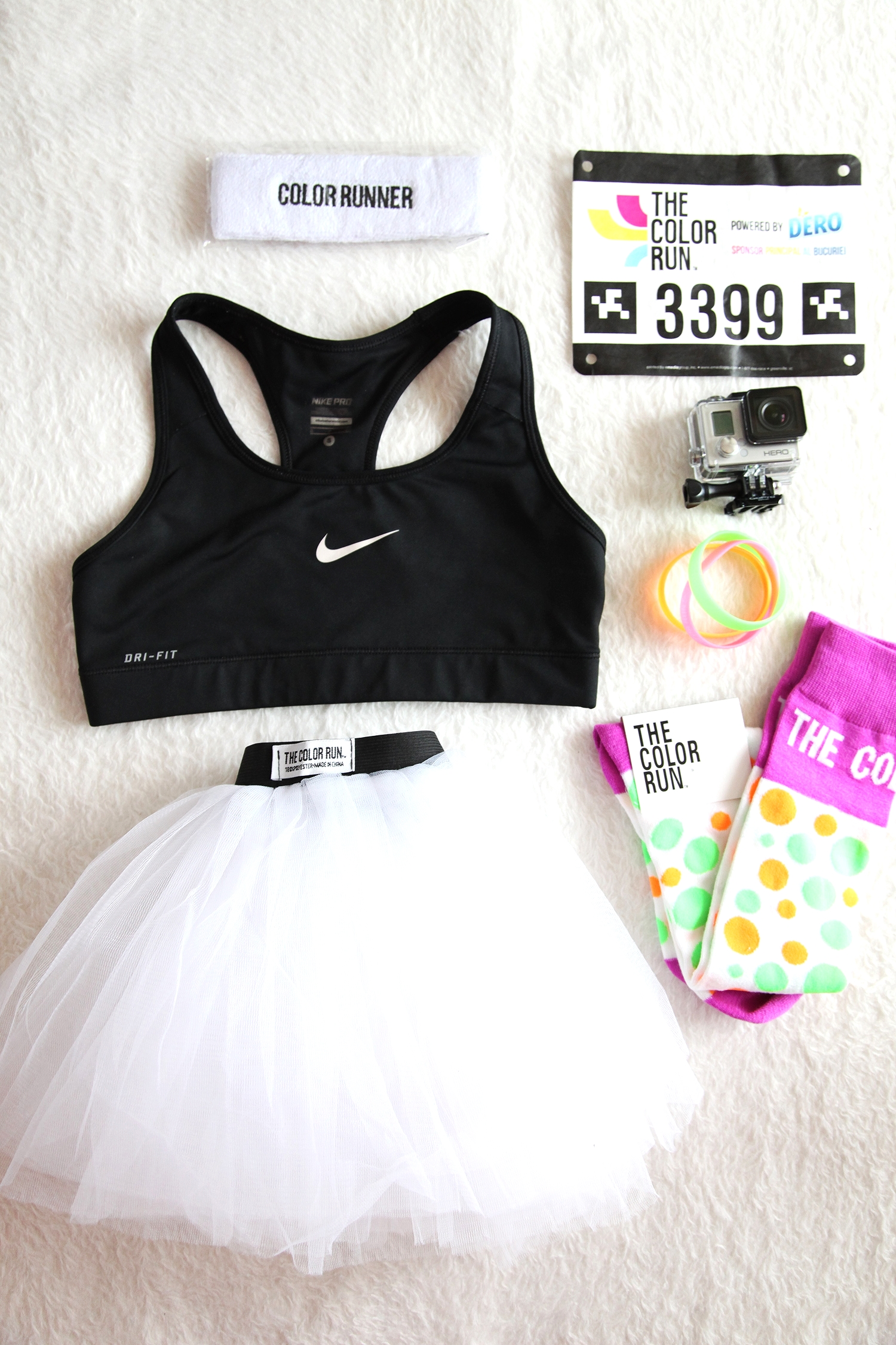 Color Run Essentials