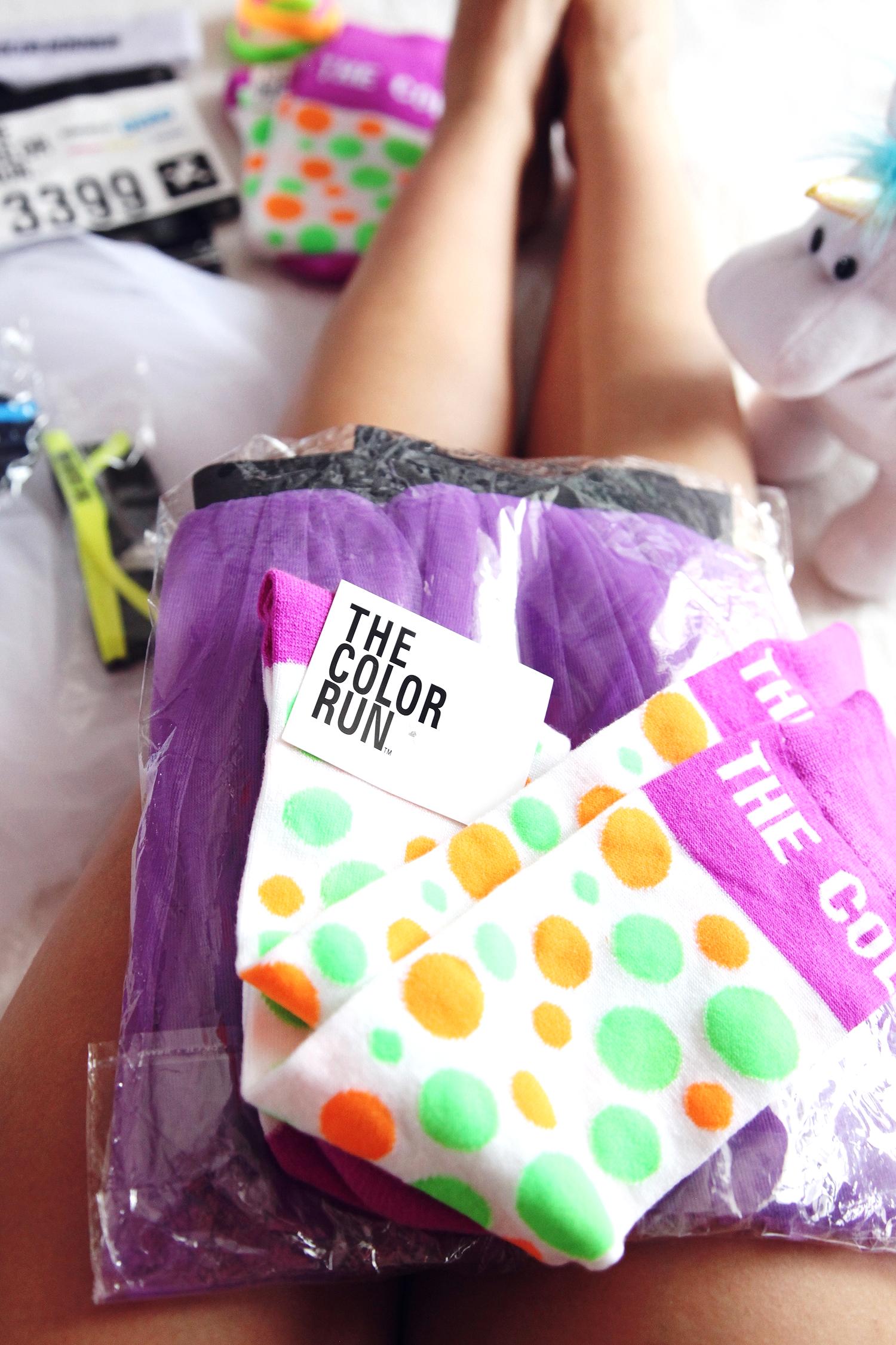 Color Run Goodies