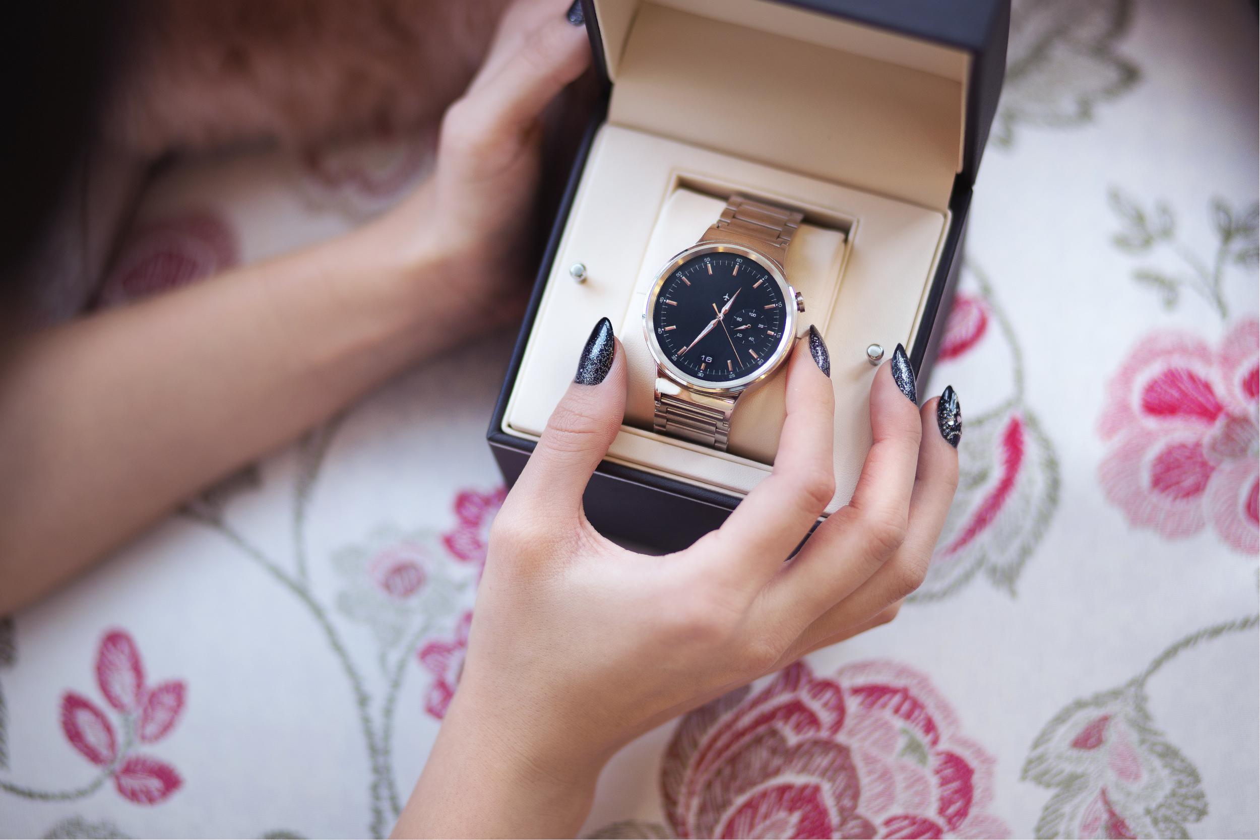 Huawei Watch Diana Rogo