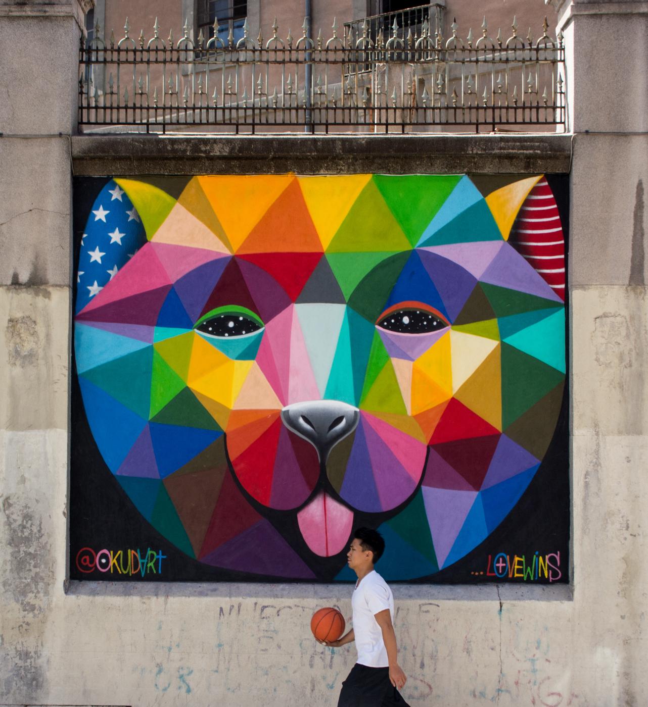 Okuda final - MurosTabacalera by Guillermo de la Madrid - Madrid Street Art Project.jpg