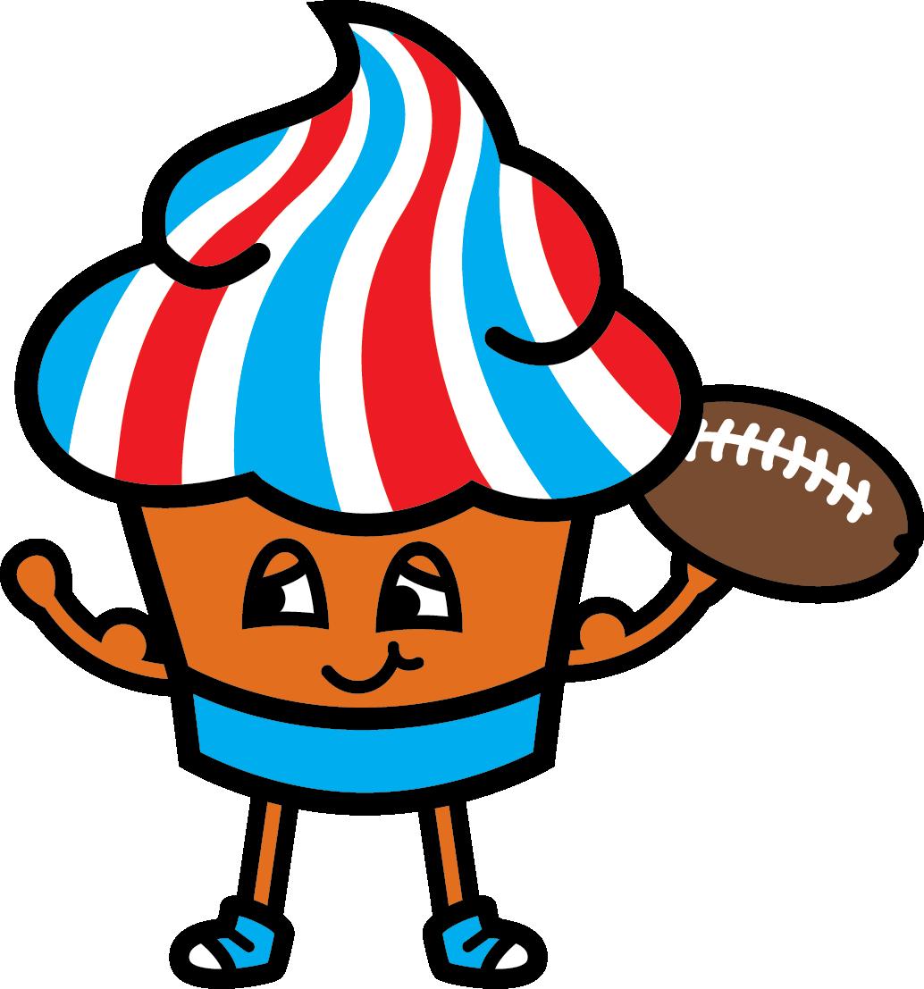 Captain Carrot - The athlete