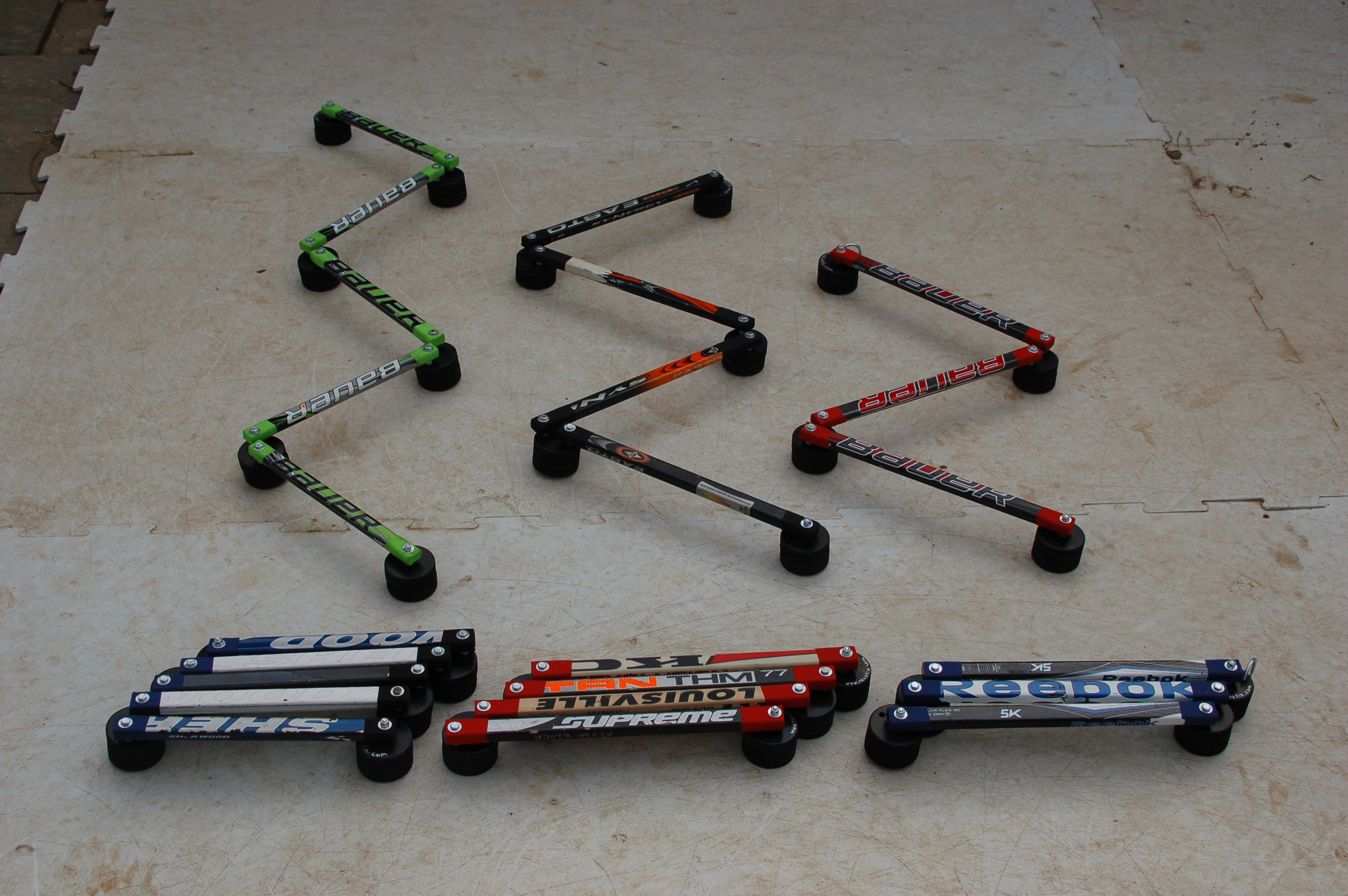 FlexSticks -- the most versatile of stick handling tools
