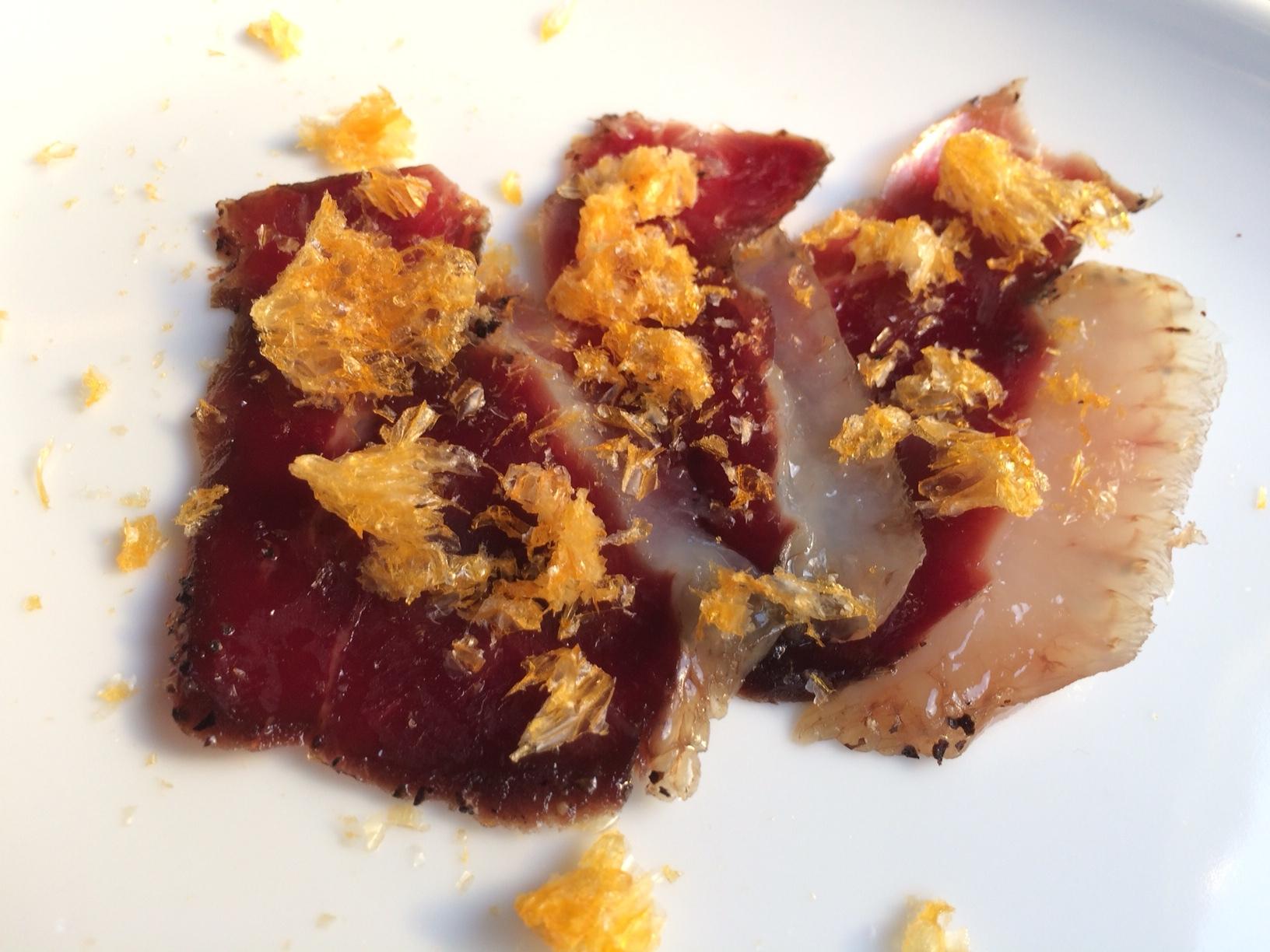 Mandarin dried Duck breast .jpeg