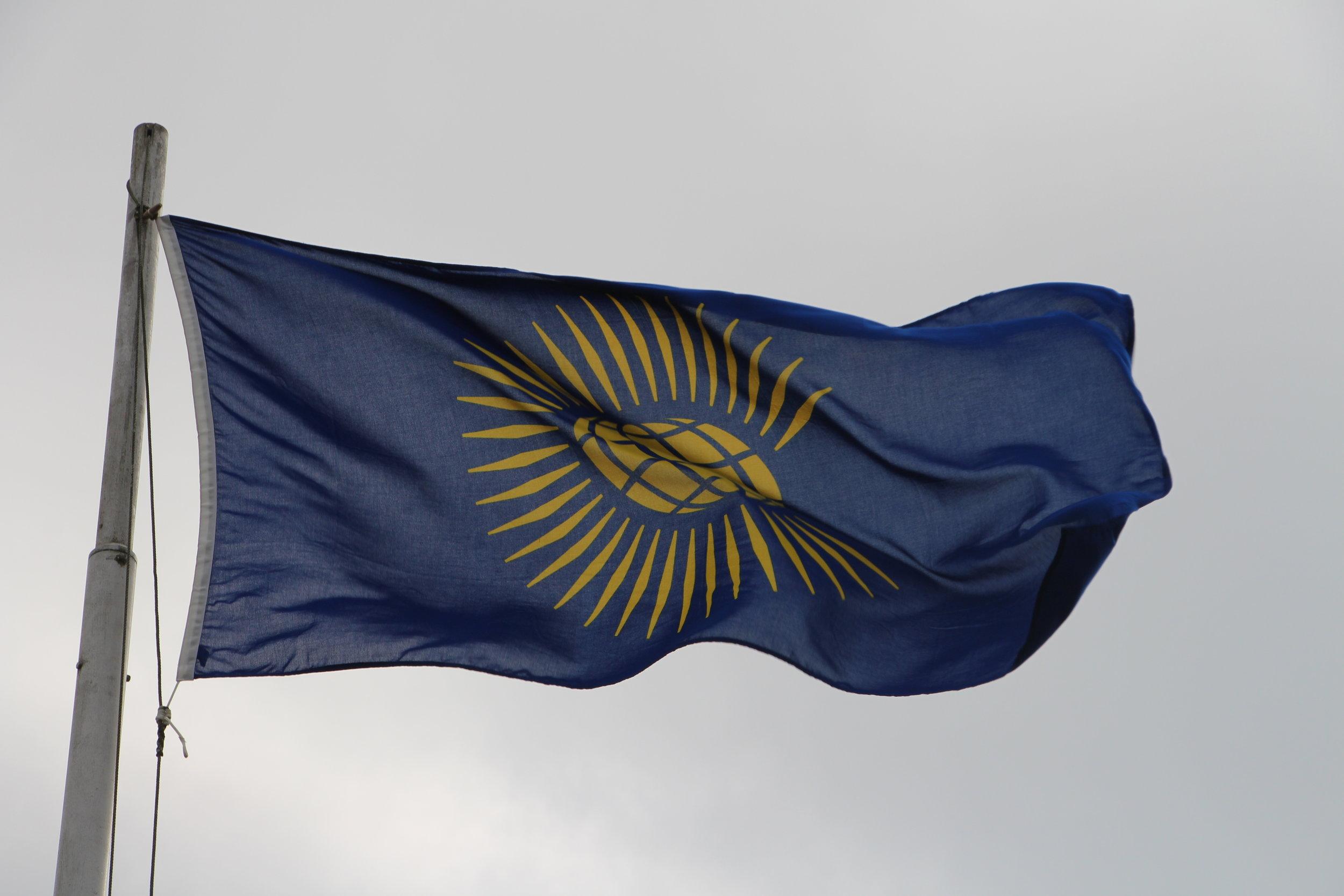 COMMONWEALTH FLAG RAISING 2016
