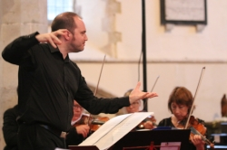 Conductor & 2017 jam curator daniel cook