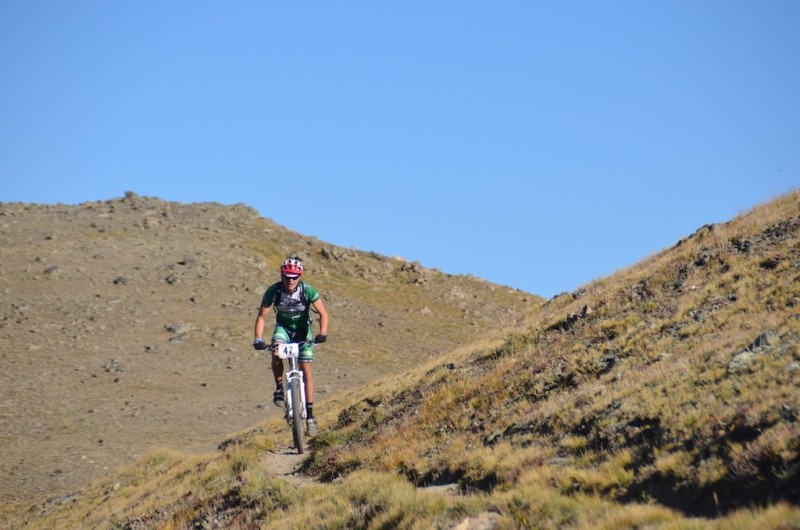 Great singletrack and space for your own thoughts