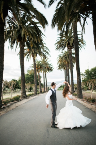 Real KJ bride Julie   Photo by Ultraspective