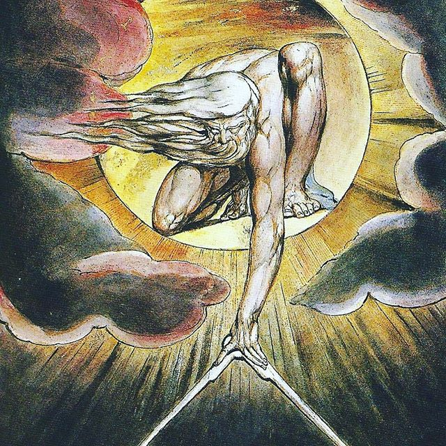 Your next tattoo? William Blake — 'Ancient Of Days' Watercolour and relief etching (1794) #blake #art #etching #watercolour #framing #pictureframing #religiousart #illustration #drawing #draw #picture #artist #sketch #sketchbook #paper #pen #pencil #artsy #instaart #beautiful #instagood #gallery #masterpiece #photooftheday #instaartist #graphic #graphics #artoftheday #tattoo #tattoos