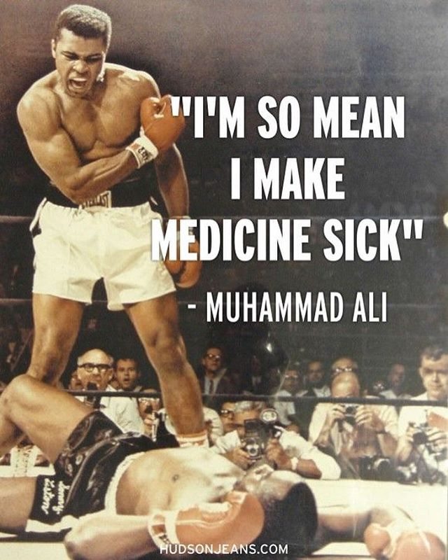 Hope boxing day is treating you right. #boxingday #boxing #boxinglegend #muhammadali #sonnyliston #framing #mean #quotes #sport #punch #gloves #ring #ringmagazine #champion #goat #thegreatest #greatest #thebrave #brave #thebravest #cassius #cassiusclay