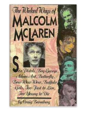 Wicked Ways of Malcolm McLaren $14.98