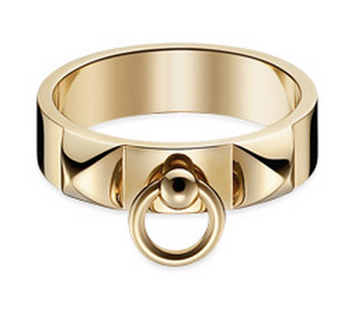 Hermes Collier De Chine Ring $1850