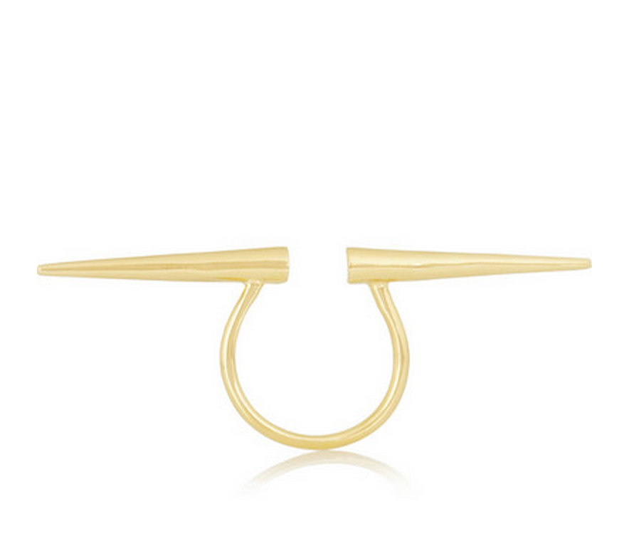 Jennifer Fisher Spike Ring $170