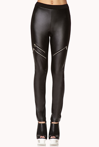 Forever 21 Secret Rebel Leggings $19.80