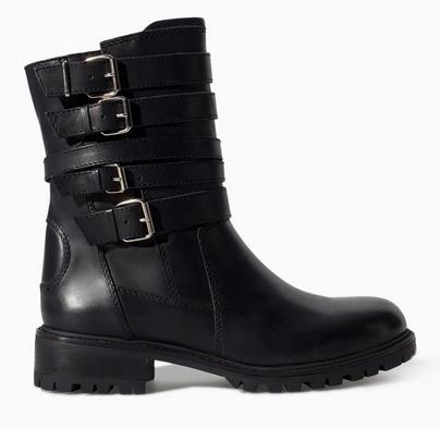 Zara Biker Boot $69.90