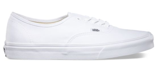 Vans Canvas Aunthetic Lace Up $45