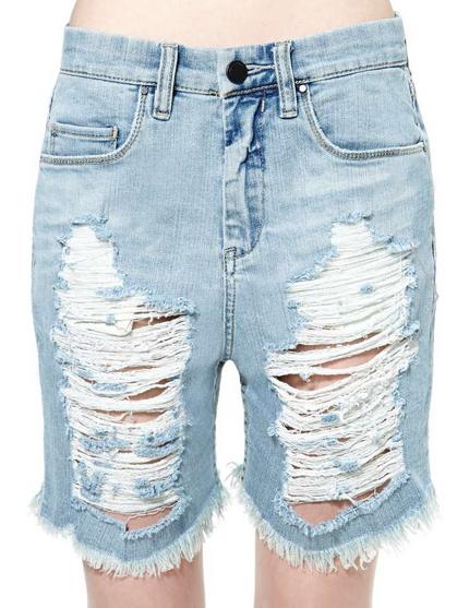 Nasty Gal Boyfriend Shorts $80