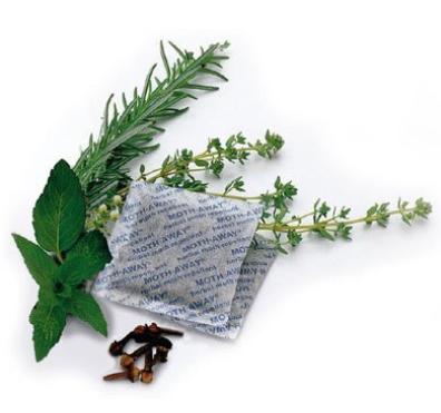 Herbal Moth Away Sachets $11.99