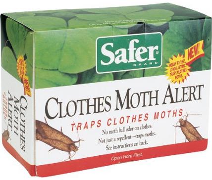 Moth Alert Traps $15.99