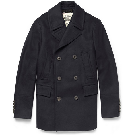 BURBERRY LONDON PEACOAT $995