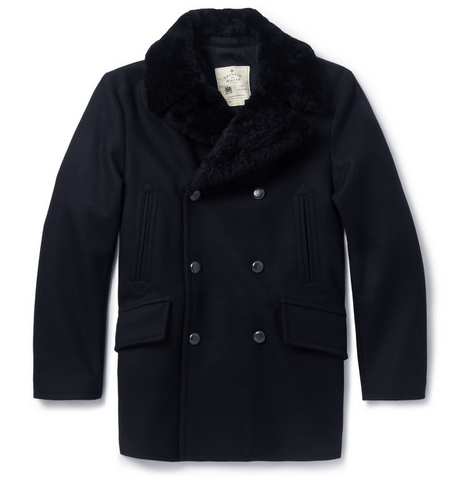 PRIVATE WHITE V.C. PEACOAT $960