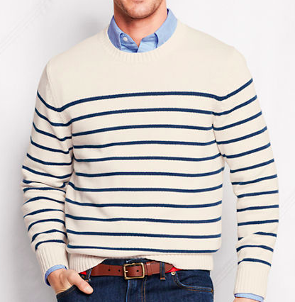 Lands' End Sweater $44
