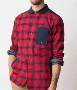 RILEY OVERSHIRT $298