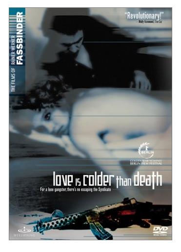 Love Is Colder Than Death DVD $12