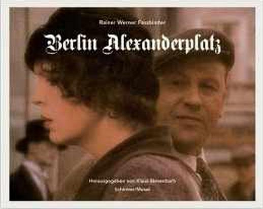 Rainer Werner Fassbinder: Berlin Alexanderplatz Photo Book $69.98