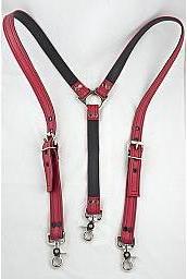 The Leatherman Suspenders $99.95