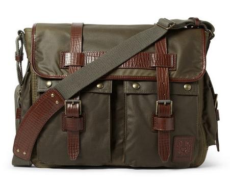 BELSTAFF MESSENGER BAG $750