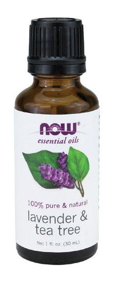 Lavender & Tea Tree Oil $10