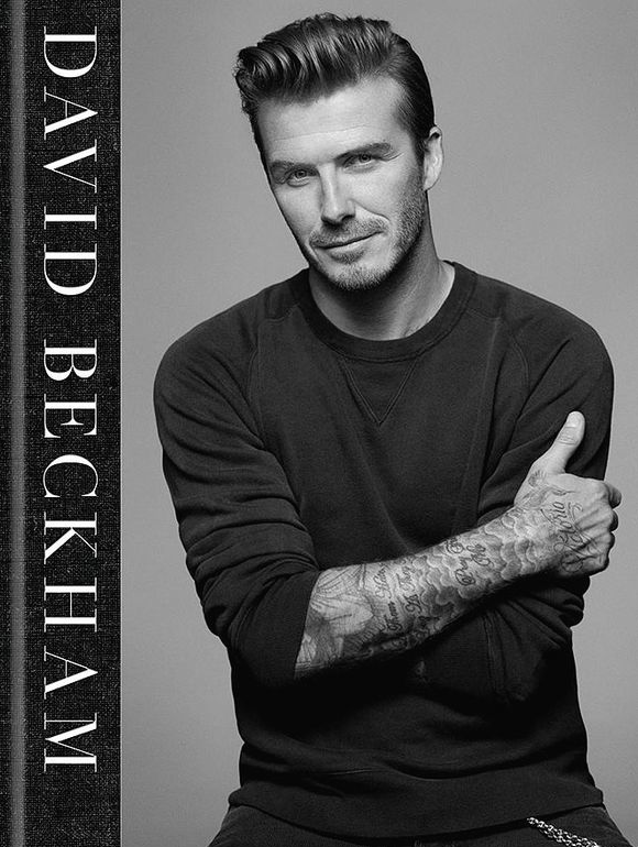 David Beckham Book shot by Alasdair McLellan $30