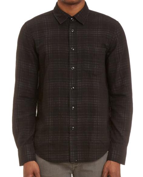 RAG & BONE Double-Faced Flannel Shirt $255