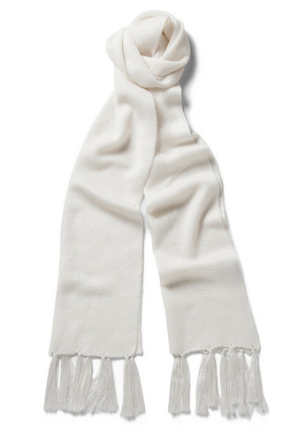 Kilgour Silk Knotted Scarf $395