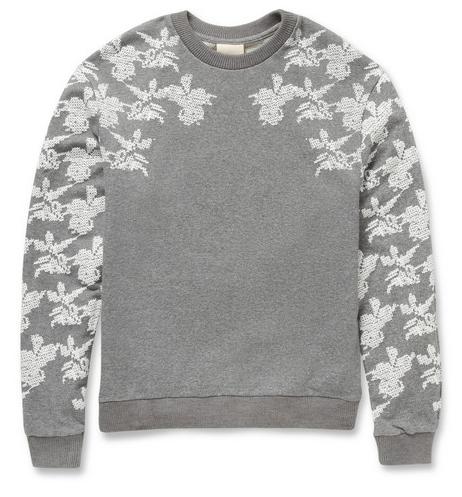 Wooyoungmi Printed Sweatshirt $315