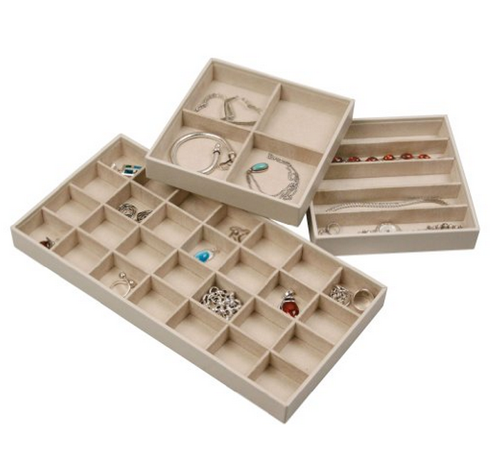 Stacking Jewelry Trays $27