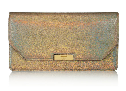 Gucci Holographic Clutch $1290