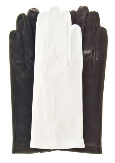 Fratelli Orsini Unlined Leather Gloves $80