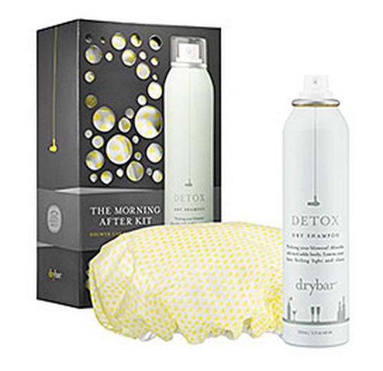 Dry Shampoo & Shower Cap Set $35