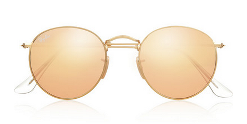 Ray Ban Round Frame Sunglasses $170