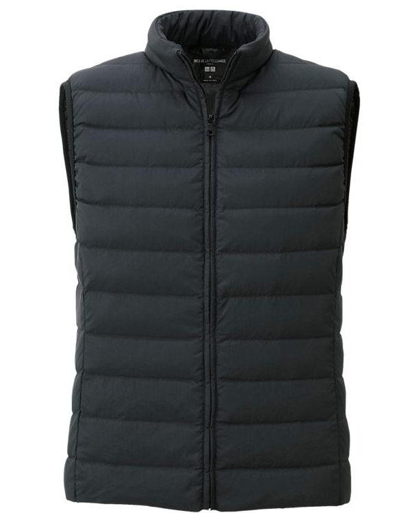 Women idlf ultra light down compact vest $49.90