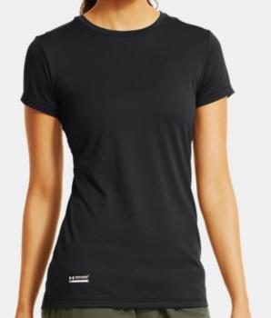 WOMEN'S UA TECH™ TACTICAL T-SHIRT $22.99