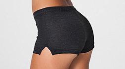 Unisex Tri-Blend PE Shorts $18