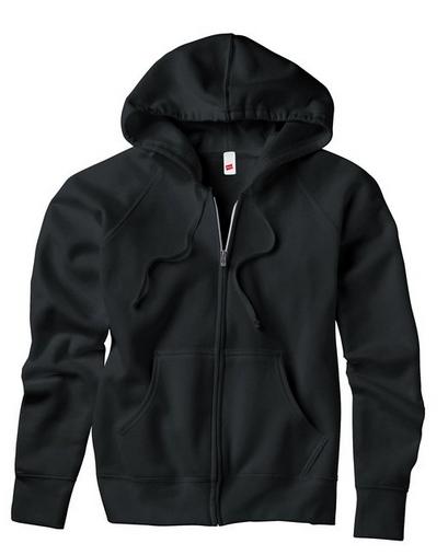 Hanes Women's ComfortBlend® EcoSmart Fleece Full-Zip Hood 8oz. Sweatshirt $25.27 - $89.92