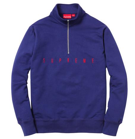 United Half Zip Pullover $128