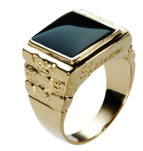 Onyx Pinky Ring $398