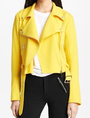 Christopher Kane Motocycle Jacket $1740
