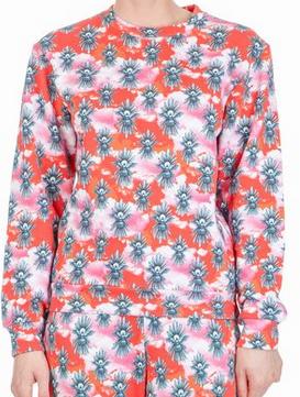 House of Holland Cloud Print Sweatshirt $230.00