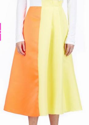Roksanda Ilincic Full Skirt $1330